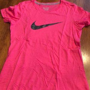 Nike slim fit T-shirt
